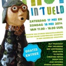 poster2014 kunst in t veld